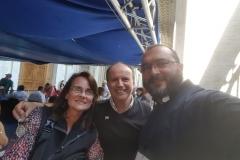 Golden Jubilee con Antonio y Gaby